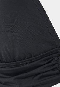 LASCANA - TRIANGLE SET - Bikini - black - 5