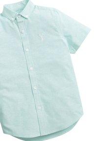 Next - MINT SHORT SLEEVE OXFORD SHIRT (3-16YRS) - Shirt - green - 2