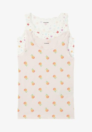 2ER PACK - Toppe - rosa nuvola st.peach