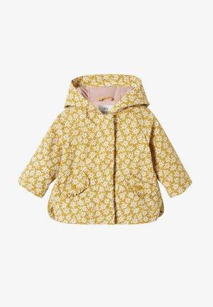 Waterproof jacket - senfgelb