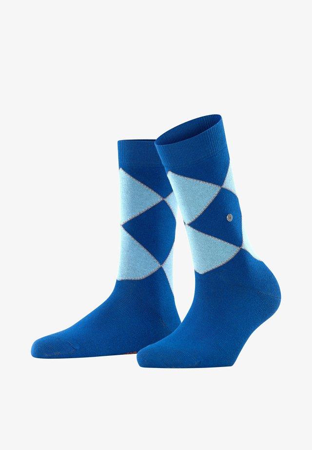 Chaussettes - petrol blue