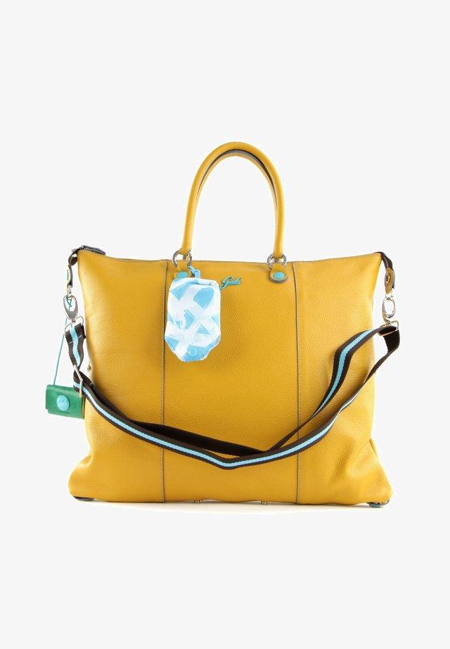 G3 PLUS FLAT - Handbag - saffron