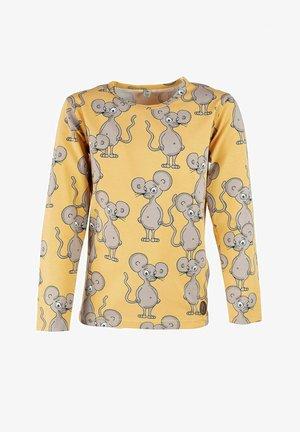Pitkähihainen paita - mouseyellow