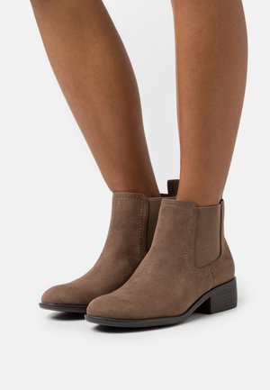 MAPLE CHELSEA - Botines bajos - taupe
