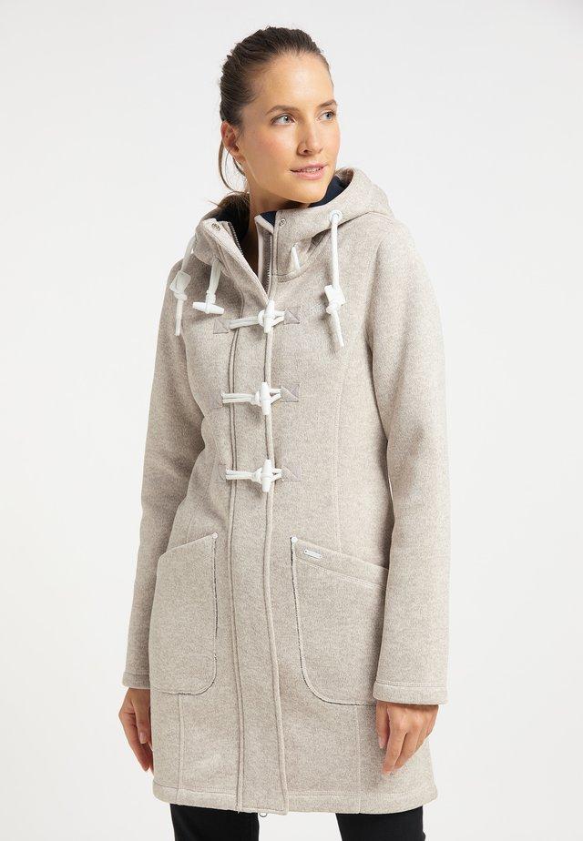 Klassinen takki - elfenbein melange