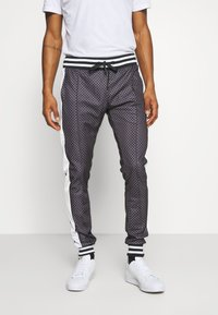 Night Addict - Tracksuit bottoms - grey/black - 2