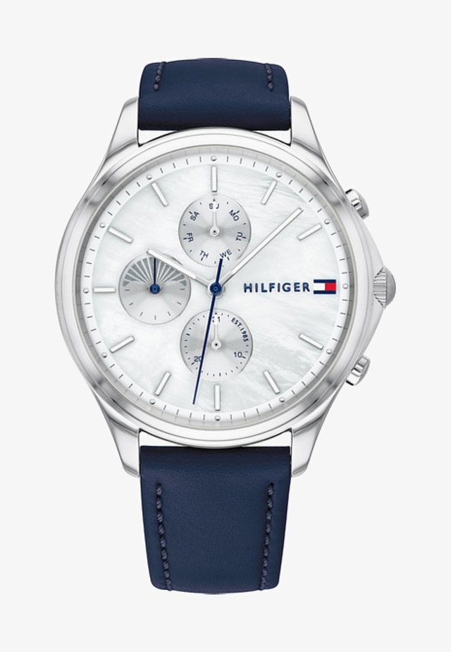 Chronograph - blue
