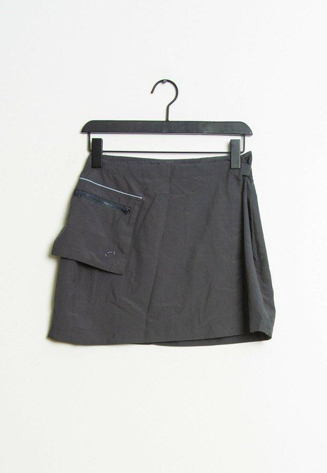 A-lijn rok - grey