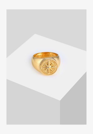 COMPASS DESIGN - Ring - gold