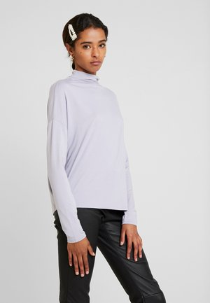SUJANE - Long sleeved top - pale lavender