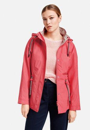 Light jacket - fresco red