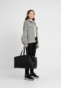 Jost - OSLO - Weekendbag - black - 6