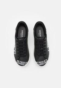 Dsquared2 - UNISEX - Sneaker low - black - 3