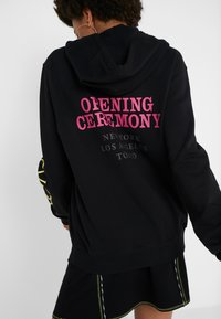 Opening Ceremony - HOODIE - Hoodie - black - 6