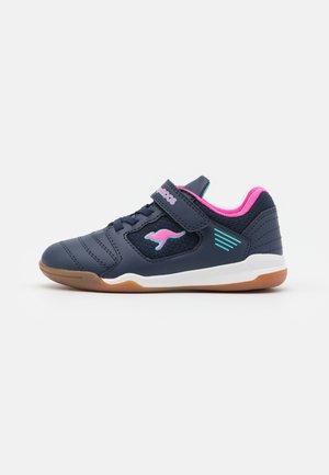 MIYARD - Tenisky - dark navy/neon pink