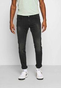 Replay - ANBASS - Slim fit jeans - black used - 0