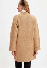 DeFacto - Short coat - beige - 2