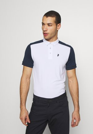 PANMORE - Polo shirt - white