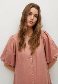 Mango - FREE - Day dress - rosa - 2