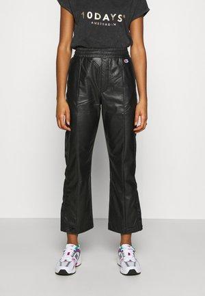 PANTS - Kalhoty - black