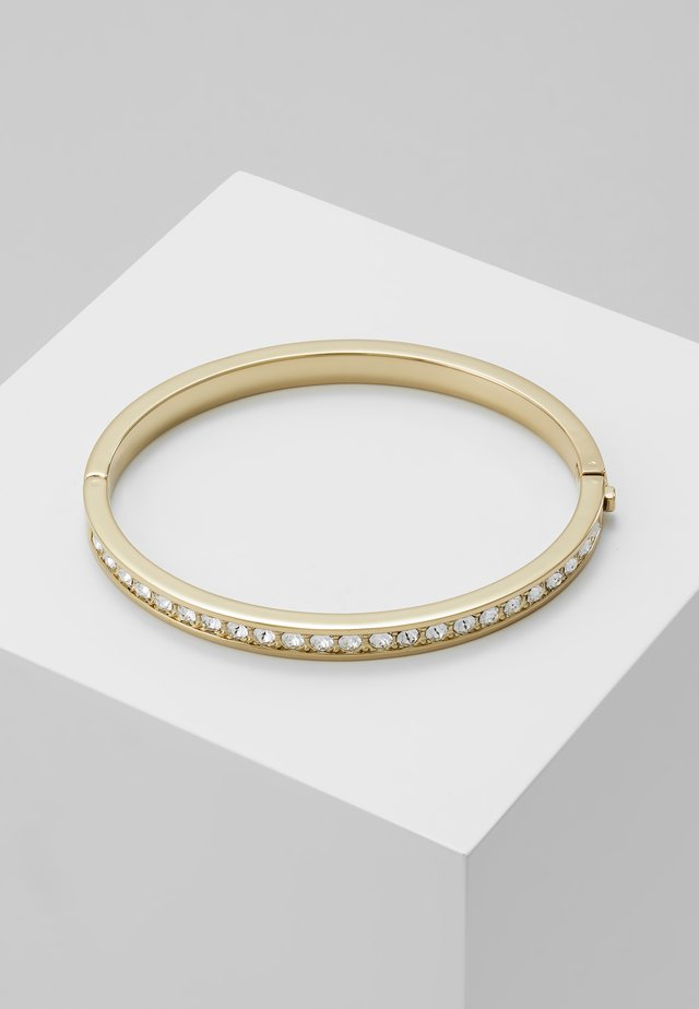 CLEMARA HINGE BANGLE - Náramek - gold-coloured