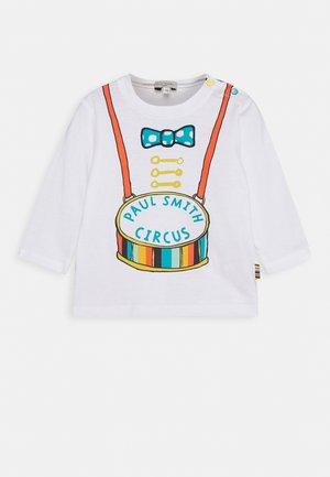 BABOU TEE - Camiseta de manga larga - blanc