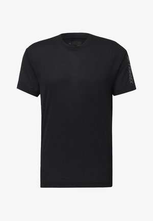 TERREX AGRAVIC TRAIL RUNNING T-SHIRT - Funktionstrøjer - black