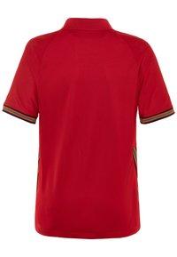 Nike Performance - PORTUGAL  - Club wear - gym red/metallic gold - 1