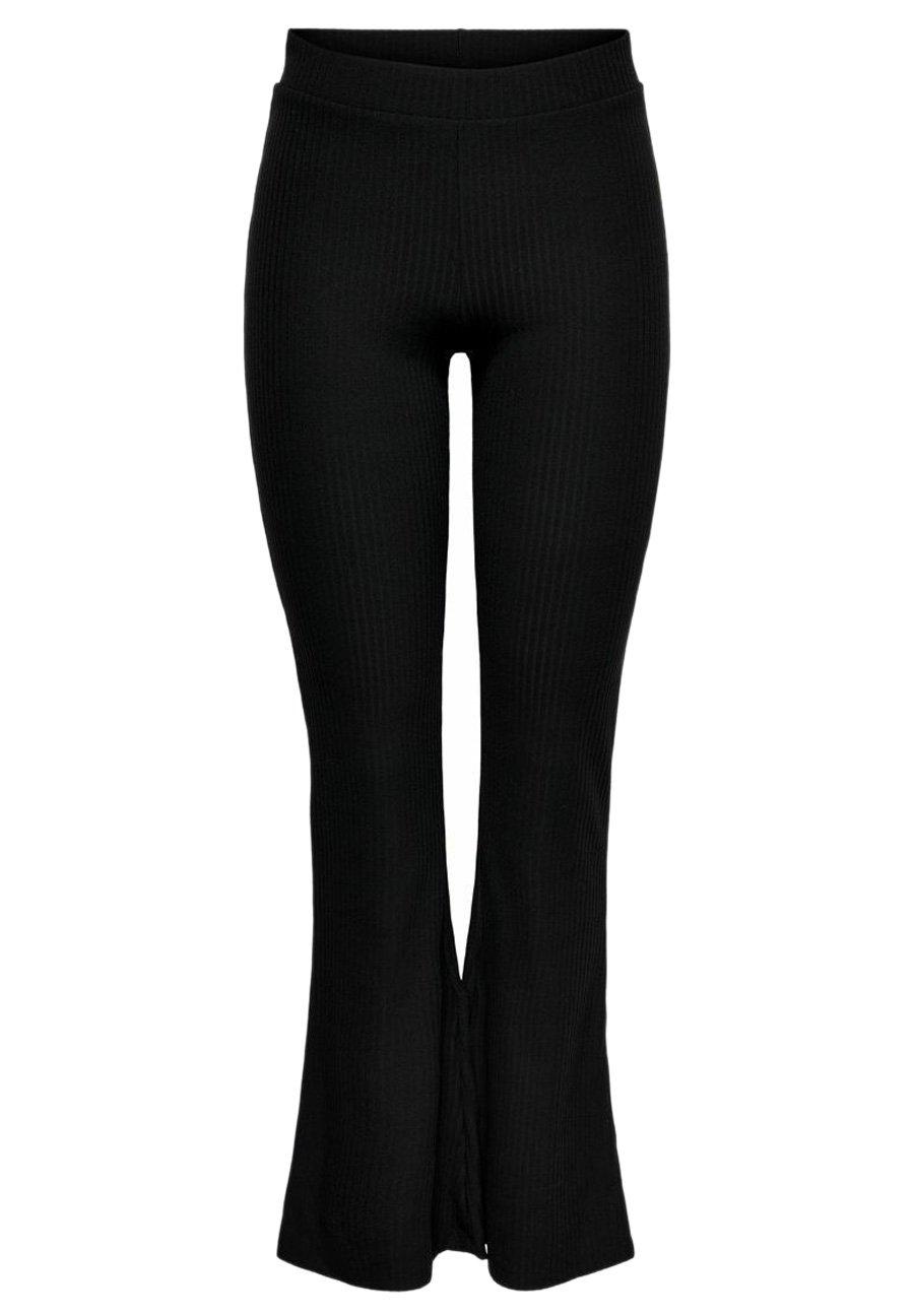 Femme ONLNELLA FLARED PANT - Legging