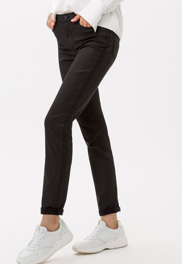 STYLE SHAKIRA - Jeans Skinny - clean black