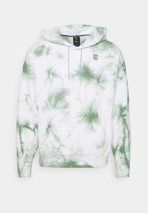 HOODIE HERITAGE  - Sweatshirt - white/steam
