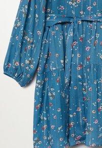 Mango - Day dress - blau - 2