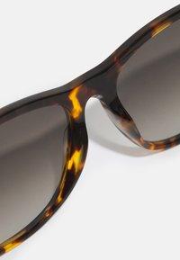 Salvatore Ferragamo - UNISEX - Sluneční brýle - brown/black - 5