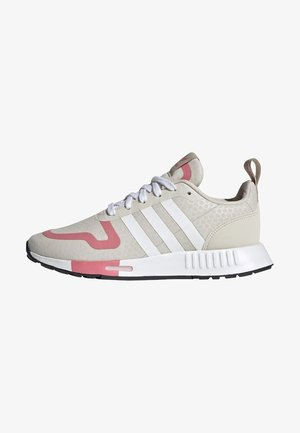 SMOOTH RUNNER - Baskets basses - alumina/ftwr white/hazy rose