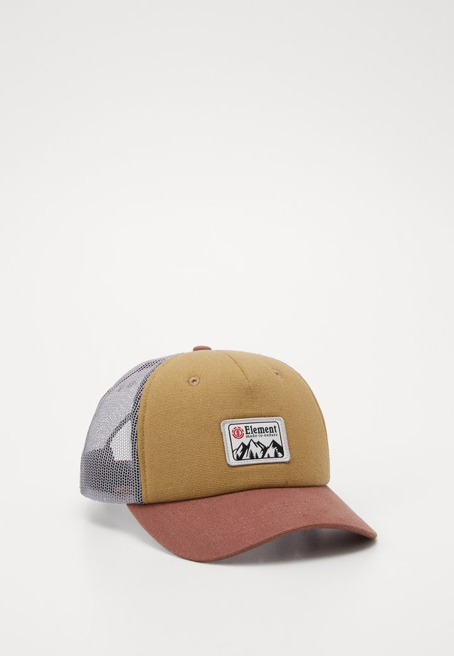 DIAMOND - Cap - canyon khaki