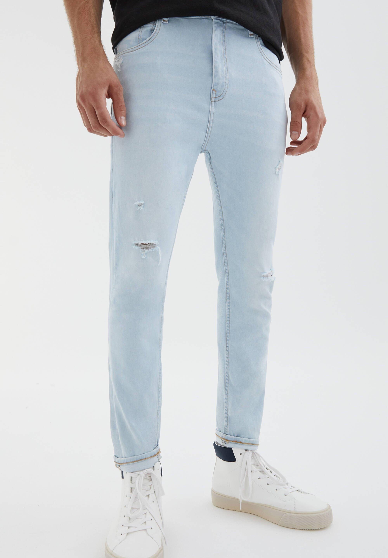Herren MIT RISSEN - Jeans Slim Fit