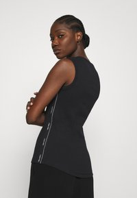 Calvin Klein - VEST - Top - black - 2