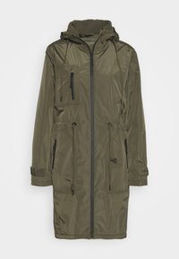Ilse Jacobsen - FUNCTIONAL RAINCOAT - Vodotěsná bunda - army - 0