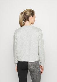 Hey Honey - CROPPED - Sweatshirt - grey - 2