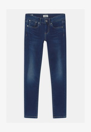 PIXLETTE - Jeans Skinny Fit - denim