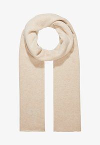Johnstons of Elgin - ESSENTIALS COLLECTION GAUZY STOLE - Scarf - natural - 1