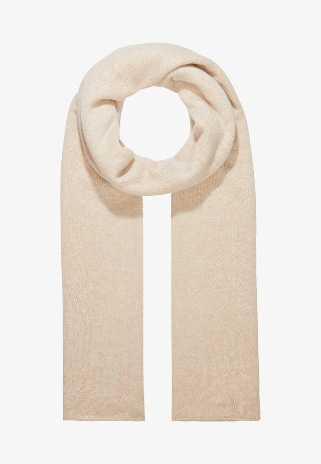 ESSENTIALS COLLECTION GAUZY STOLE - Scarf - natural
