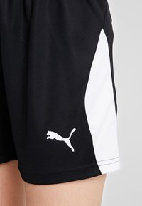 Puma - LIGA  - Sports shorts - black/white - 4