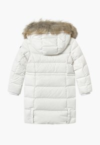Tommy Hilfiger - ALANA LONG - Down coat - white - 1
