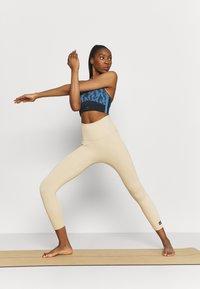 adidas Performance - SCULPT  - Legging - hazy beige - 1