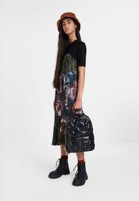 Desigual - TAIPEI - Day dress - black - 1