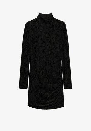 PLUMA - Vestido de cóctel - nero
