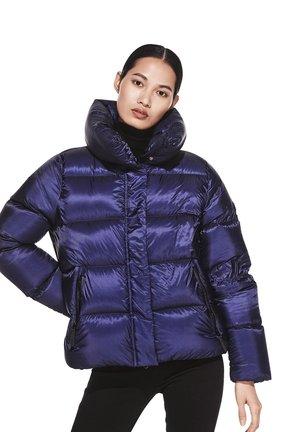 MATSUMOTO - Down jacket - lapiz blue