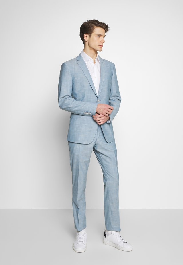 CALE MADDEN SET - Suit - light blue