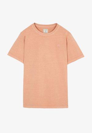SKULL TEE - T-shirt basic - salmon